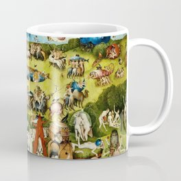 Hieronymus Bosch - The Garden Of Earthly Delights Coffee Mug