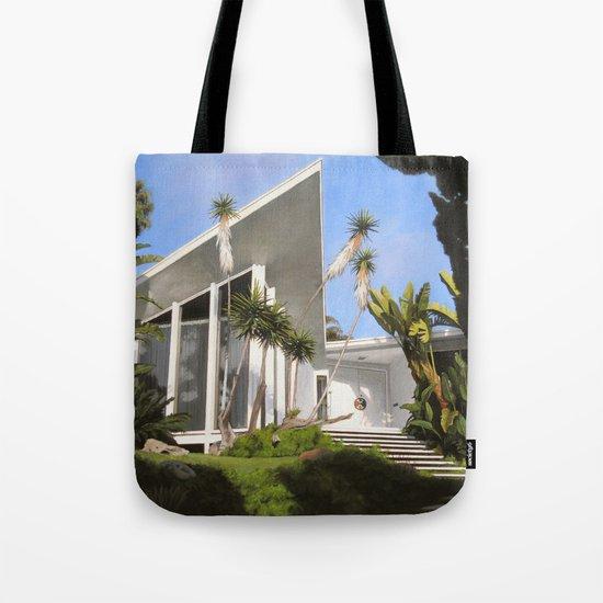 San Diego Modern Pathway Tote Bag