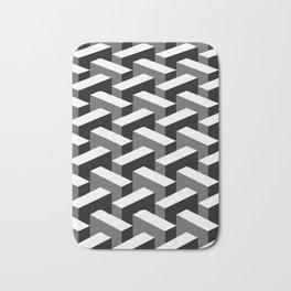 Escher pattern I Bath Mat