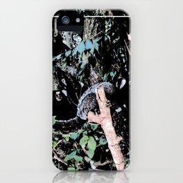 Common marmoset iPhone Case