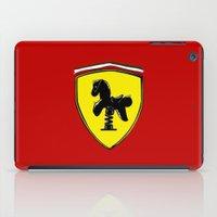ferrari iPad Cases featuring Ferrari cute by le.duc