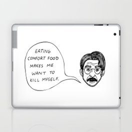 Marc Maron Laptop & iPad Skin