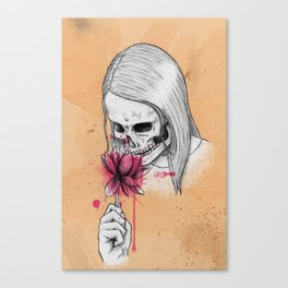 sweet scents Canvas Print