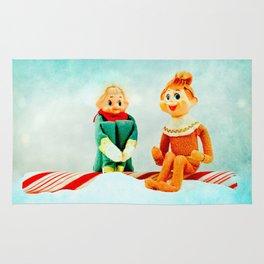 Elf First Date Rug