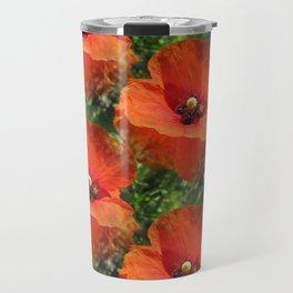 Poppy Power Travel Mug