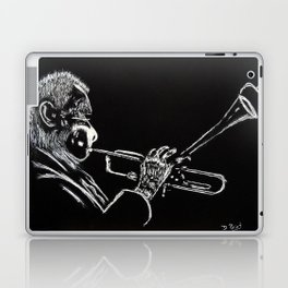 Dizzy Be Bop Laptop & iPad Skin