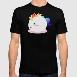 Kawaii rainbow fattycorn T-shirt