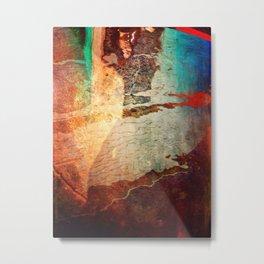 Elemental Metal Print