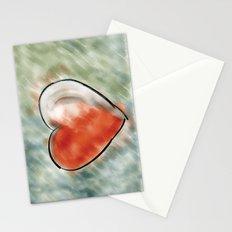 Heart throb Stationery Cards