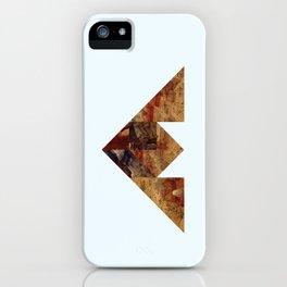 COAL MOUNTAIN iPhone Case