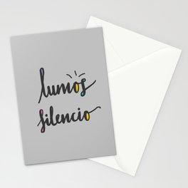 Lumos.  Stationery Cards