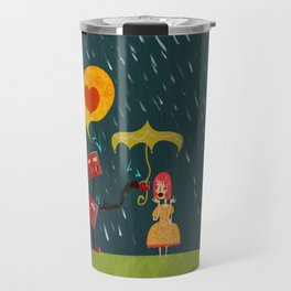 I Love You! Travel Mug