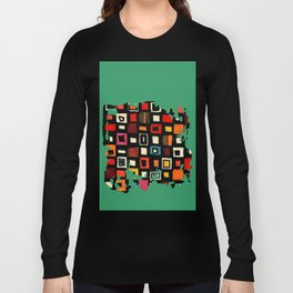 Living in a box Long Sleeve T-shirt