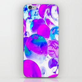 Marbelous 1 iPhone Skin