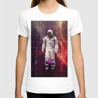 interstellar T-shirts featuring Interstellar by Tony Vazquez