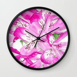 Deadheaded Wall Clock