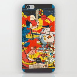 War as a Game iPhone Skin