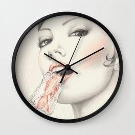 popfish Wall Clock