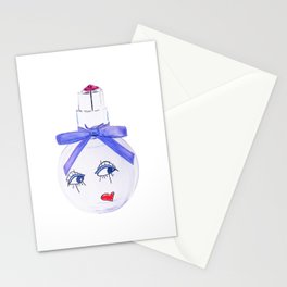 Pretty Face Parfum Stationery Cards