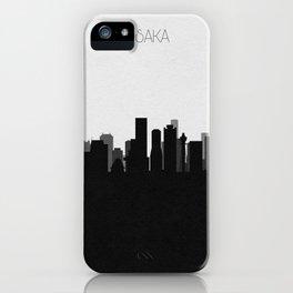 City Skylines: Osaka iPhone Case