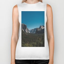 Tunnel View, Yosemite National Park II Biker Tank