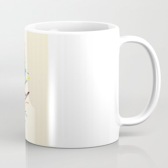 From a Black cocoon Mug