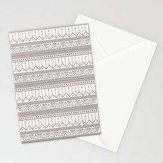 My Heart has a TRIBAL beat Stationery Cards
