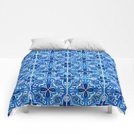 Sevilla - Spanish Tile Comforters