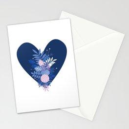 Feelings (Blue) Stationery Cards
