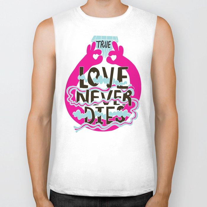True Love Biker Tank