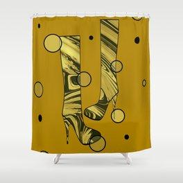 Fashion Forward Shower Curtain