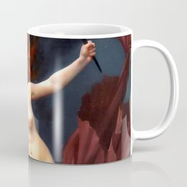 "Luis Ricardo Falero ""Muse of the Night (also known as The Witches Sabbath)"" Coffee Mug"