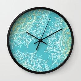 Free Yourself Wall Clock