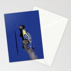SUBARU IMPREZA WRX RALLY Stationery Cards