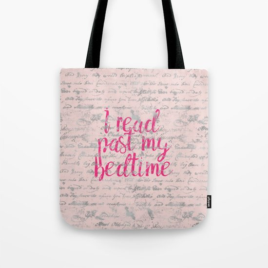 I Read Past My Bedtime by camillaisley