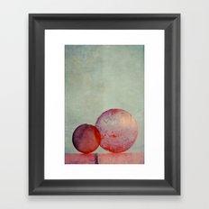 Capiz II Framed Art Print