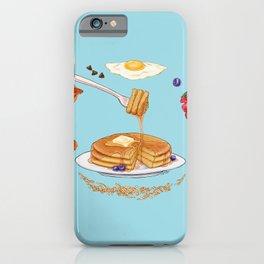 Pancake Mandala iPhone Case