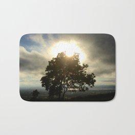 Sunset Tree Bath Mat