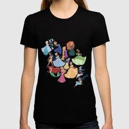 Forever princess T-shirt