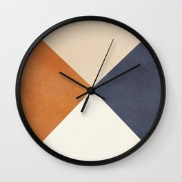 Attached Abstraction 08 Wall Clock