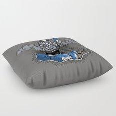 Nightlights and Oven Mitts Floor Pillow