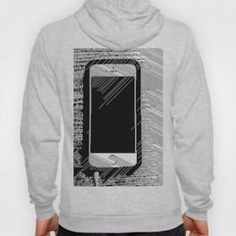 iPhone 5 Wolfram Rule 126 Hoody