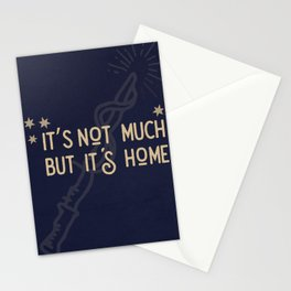 But Its Home Potter Claw Stationery Cards
