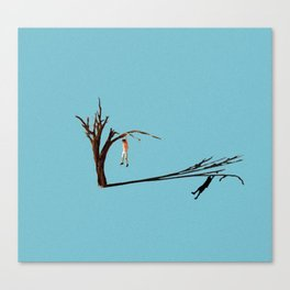 The Tree Whisperer Canvas Print
