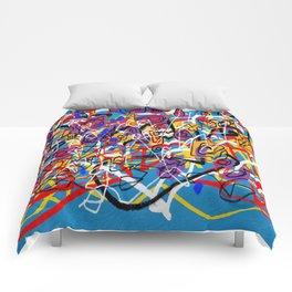 Laberinto 2 Comforters