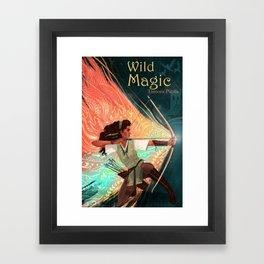 Wild Magic Framed Art Print