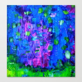 Color Expression 1 Canvas Print