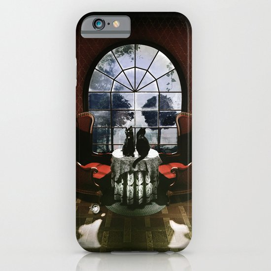 Room Skull iPhone & iPod Case