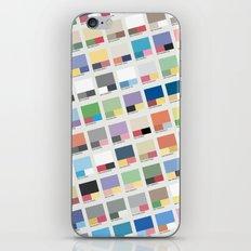 Poke-Pantone 3 (Hoenn Region) iPhone Skin