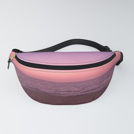 Sunset in Camini Fanny Pack